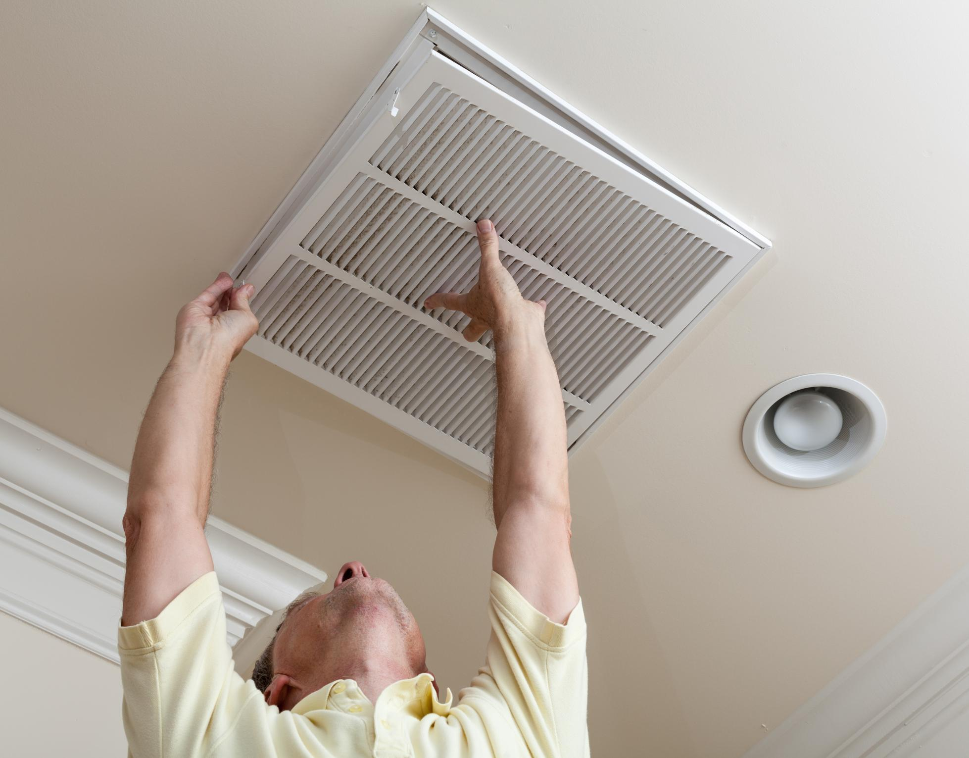 Alexandria Heating and Air - Air Duct Cleaning 2
